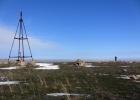 Выполнение геодезических работ на пункте ГГС