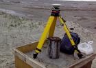 Выполнение геодезических изысканий перед производством работ.